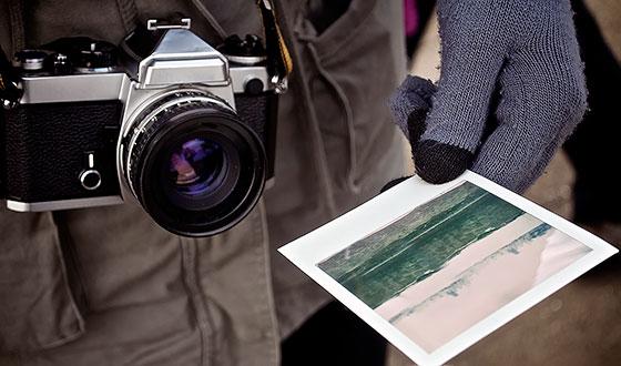 фотоаппарат и фотография