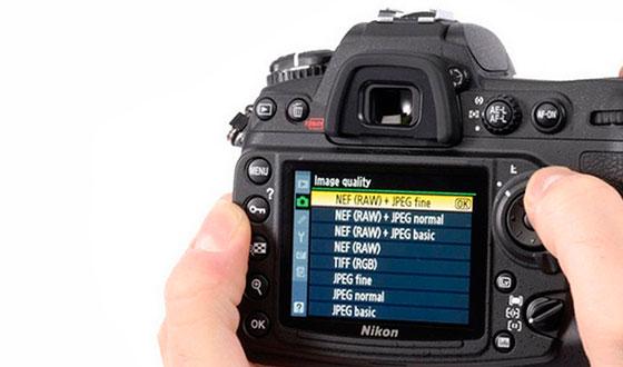 качество изображения в фотоаппарате