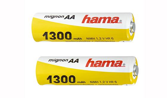 аккумуляторные батареи hama