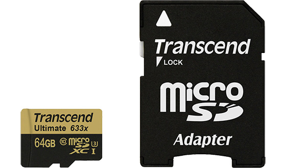 адаптер и карта памяти microSD