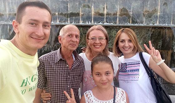 семья мустаевых