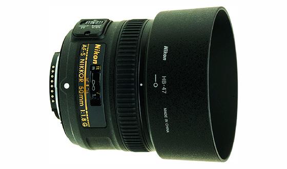 Nikon AF-S 50mm f1.8g с блендой