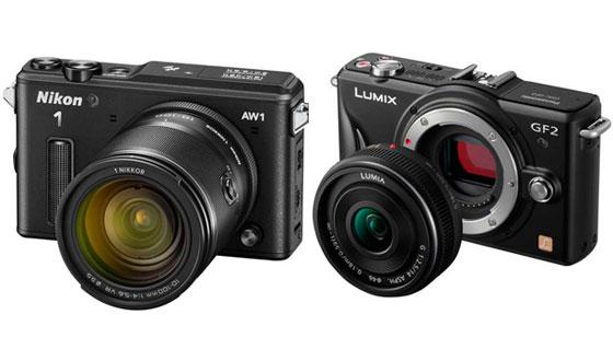 беззеркальные цифровые фотоаппараты