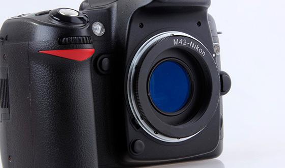 м42 на фотоаппарате