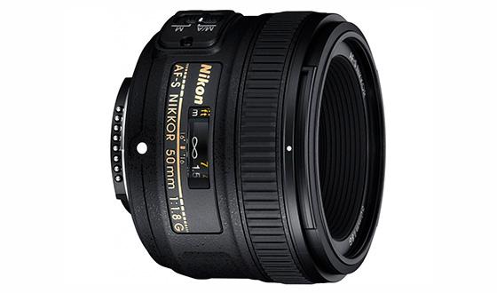 объектив Nikon AF-S 50mm f1.8g
