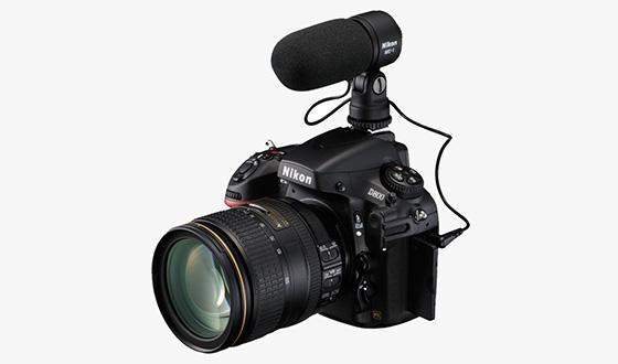 микрофон для зеркальной фотокамеры