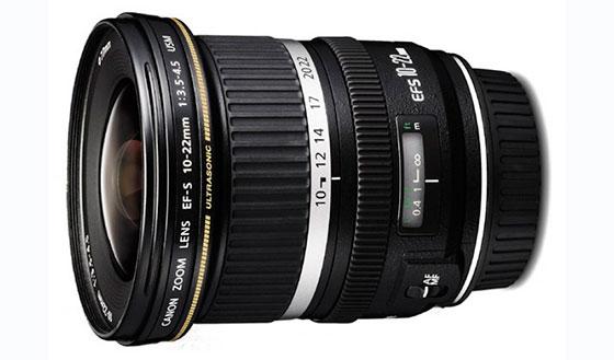 Canon EF-S 10-22 мм f 3,5-4,5 USM