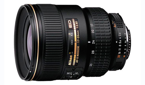 Nikon 17-35 мм f 2.8 D ED-IF AF-S