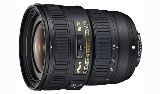 Nikon 18-35 мм f 3.5-4.5 G
