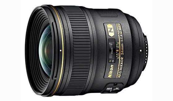 Nikon AF-S 24 мм f 1.4 G