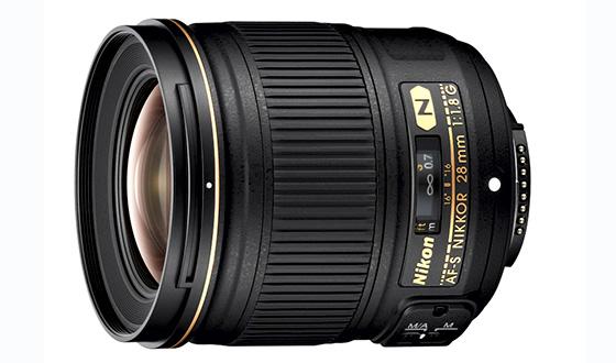 Nikon AF-S 28 мм f 1.8 G