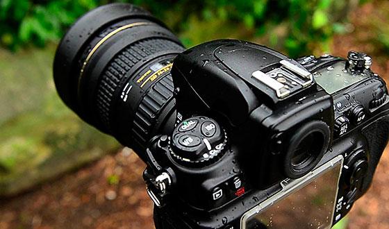 фотоаппарат с широкоугольным объективом