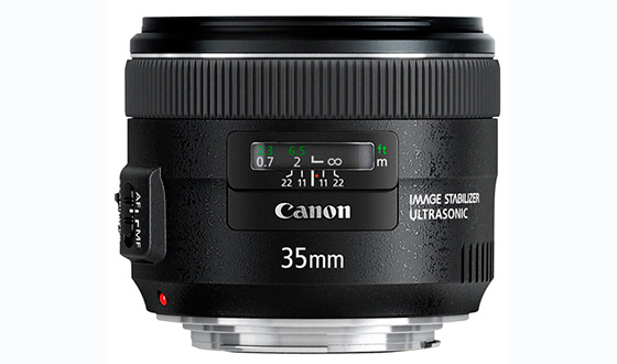 объектив canon ef 35mm f 2 is usm