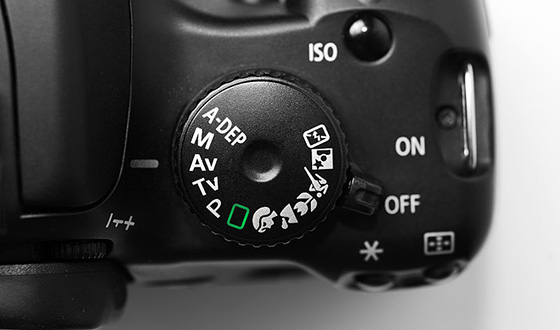 ражимы фотокамеры canon
