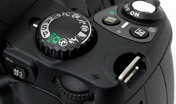ражимы фотокамеры nikon