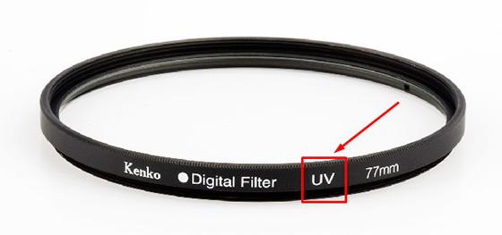 ультрафиолетовый фильтр
