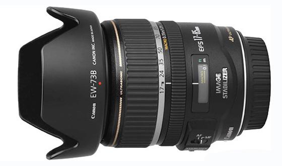 Canon 17-85mm f 4-5.6
