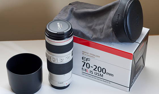 canon ef 70 200mm f 4l is usm комплект