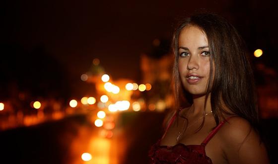 ночной портрет