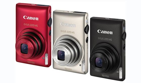 цифрокомпакт Canon-IXUS-220-HS