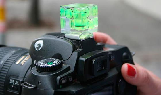 уровень для фотоаппарата