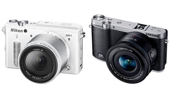 виды беззеркальных фотоаппаратов