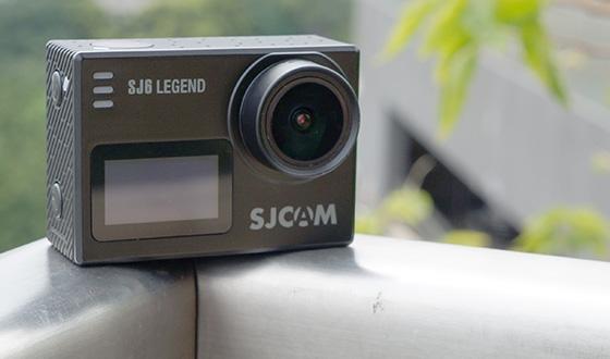 sjcam sj6 legend на подоконике